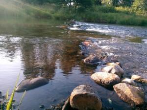 река Ислочь