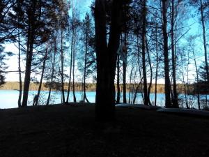 озеро Плиса