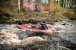 Хатанга спорт на бурной воде